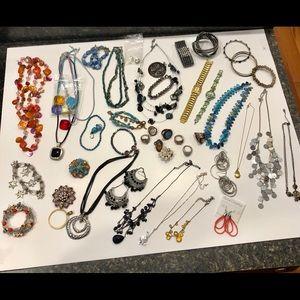Jewelry Lot - Good & Bad - Wear it or Craft It